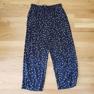 Women's SAG HARBOR  Floral Pants